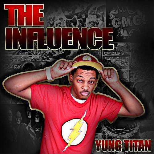 Yung Titan - The Influence cover