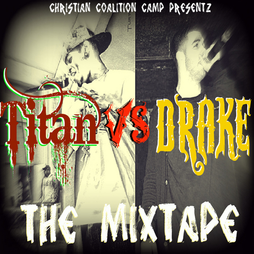 Yung Titan - Titan Vs. Drake cover