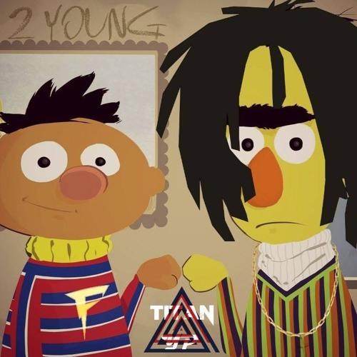 Yung Titan & Yung Praise - Way Too Yung cover